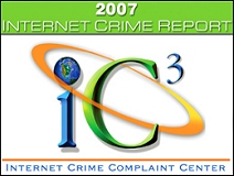internet crime report fbi 2007
