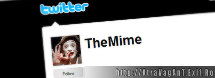 Mimul - The Mime on Twitter